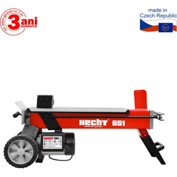 Despicator electric de busteni  HECHT 651, 1500 W, presiune maxima 5 tone