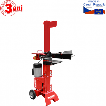 Despicator electric de busteni HECHT 6011/6061, 2200 W, presiune maxima 6 tone