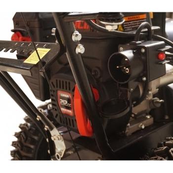 Freza de zapada  FB5670E,   motor Loncin 7 CP,  pornire electrica, latime de lucru 55 cm #2