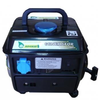 Generator curent monofazat Gardenia  LT 950 720W, putere motor 2 CP, curent 2.8 A, pornire manuala