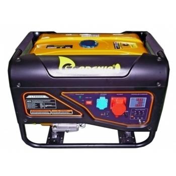 Generator curent trifazat Gardenia LT 6500ES3 5500W, putere motor 13 CP, tensiune 380V/50 Hz,pornire la cheie