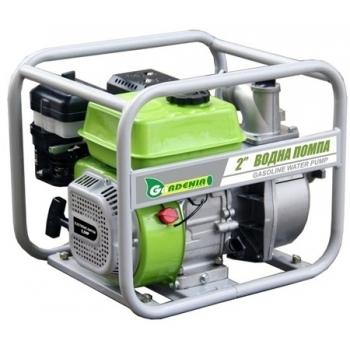 Motopompa Gardenia LT 20CX, 2'', putere motor 5.5 CP, debit maxim 550 l/min, inaltime refulare 26 m, pornire manuala