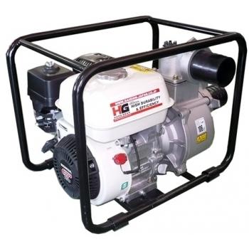 Motopompa Daisin SCR 80HX, 3'', motor HONDA GP200, putere motor 5.5 CP, debit maxim 1000 l/min, pornire manuala