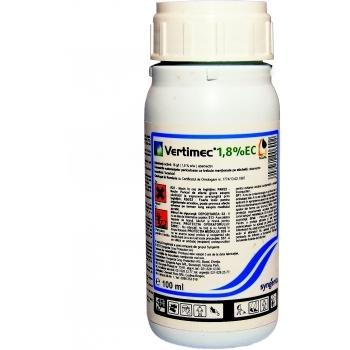 Acaricid/Insecticid Vertimec 1.8% EC(100 ml) Syngenta