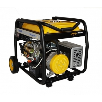 Generator de curent Stager, FD9500E, monofazic, putere 7.5 kW, benzina, putere motor 17.5 Cp, tensiune 230 V, pornire electrica, AVR inclus #2