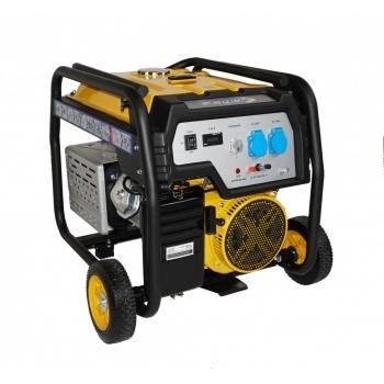 Generator de curent monofazat Stager FD 10000E, 8.5 Kw, putere motor 19 cp, pornire electrica