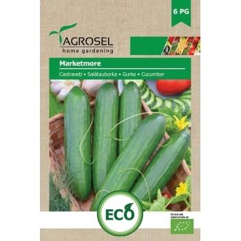 Seminte Agrosel Bio Castraveti Marketmore, 0.70gr