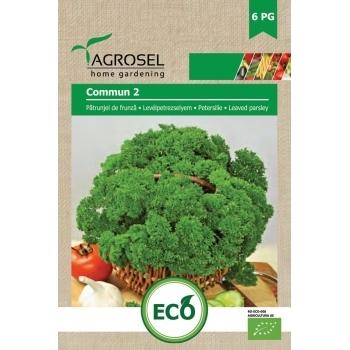 Seminte Agrosel Bio Patrunjel de frunze Commun 2 ECO , 3gr