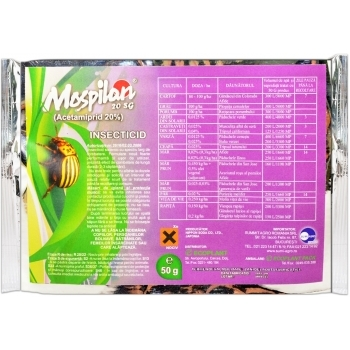 Insecticid Mospilan 20 SG (50 gr) Summit Agro