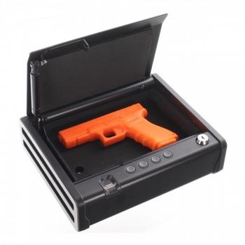 Seif cu amprenta tip caseta pistol GUNMASTER