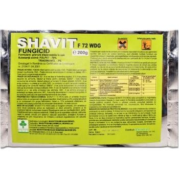 Fungicid Shavit F 72 WDG(200 gr) Adama