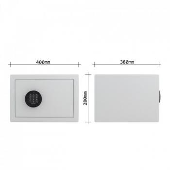 Seif mobila HOMESTAR B300 EL, inchidere electronica #3