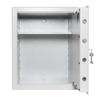 Seif mobila HOMESTAR B500, inchidere cheie #3