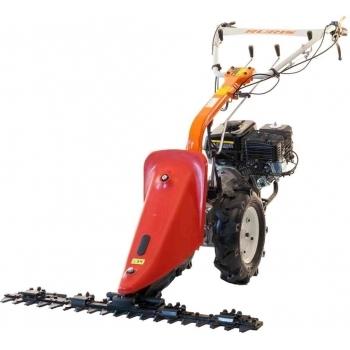 Motocositoare Bassi 999K 117 OIL, motor benzina Loncin, putere 6.5Cp, viteze 2 inainte +2 inapoi, latime de lucru 1170mm