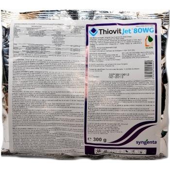 Fungicid Thiovit Jet 80 WG(300 gr) Syngenta