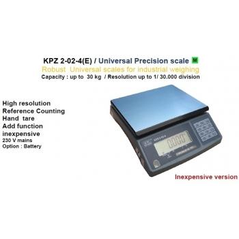 Cantar de precizie , dimensiuni 220x315 mm,  capacitate maxima 6 kg,  cu certificare metrologica