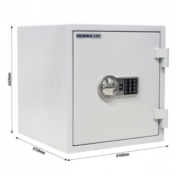 Seif antifoc FIRE SAFE 40 EL, inchidere electronica