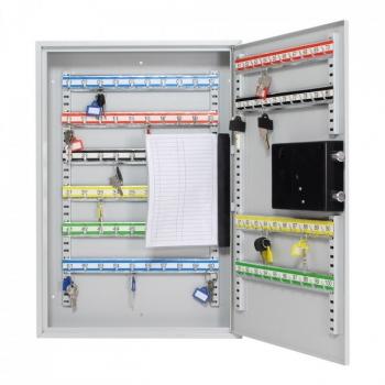 Caseta chei S100 inchidere electronica, combinatii de cifre si cheie SOS #4