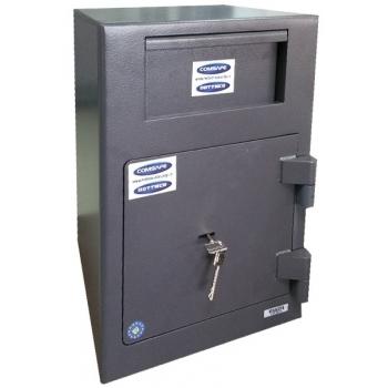 Seif certificat cu sertar Comsafe RSR2/19, inchidere mecanica cu 2 chei