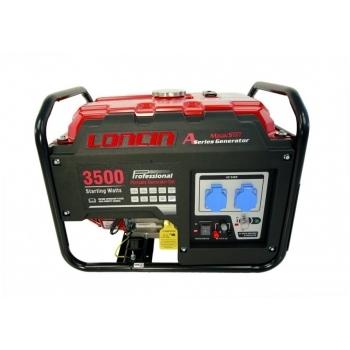 Generator de curent, Loncin 3.1 KW, 220V - LC3500-A, monofazat