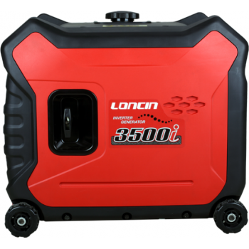 Generator de curent O-mac, LC3500i (inverter) Loncin, monofazic, putere 3.5 kW, benzina, putere motor 6.0 Cp, pornire electrica #5