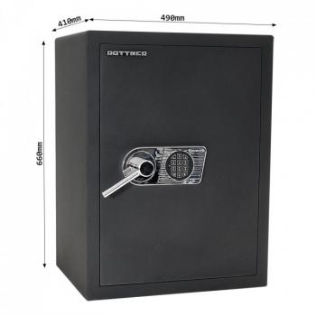 Seif antiefractie TOSCANA 65, inchidere electronica #2