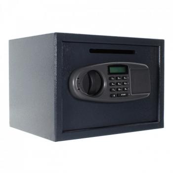 Seif mobila LETTERA 1 antracit, inchidere electronica #2