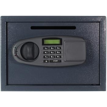 Seif mobila LETTERA 1 antracit, inchidere electronica #3