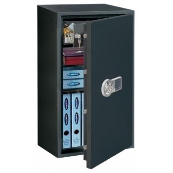 Seif certificat  PowerSafe PS 800 IT EL, inchidere electronica