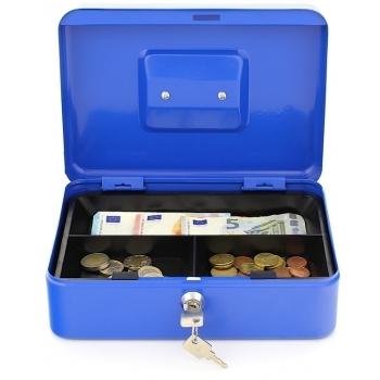 Caseta bani TRAUN3, albastru #3