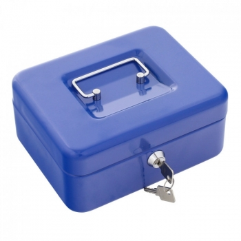 Caseta bani TRAUN2, albastru #2