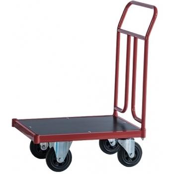 Carucior pentru depozit Trolley RED S, capacitate portanta 300 kg