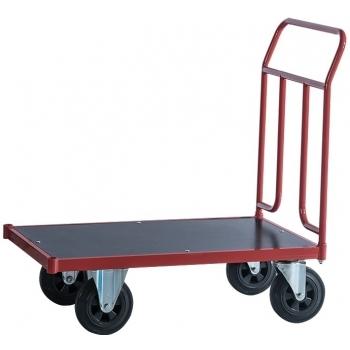 Carucior pentru depozit Trolley RED L, capacitate portanta 300 kg