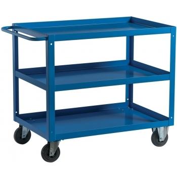 Carucior pentru atelier Handy Shelf - 3 M, capacitate portanta 400 kg