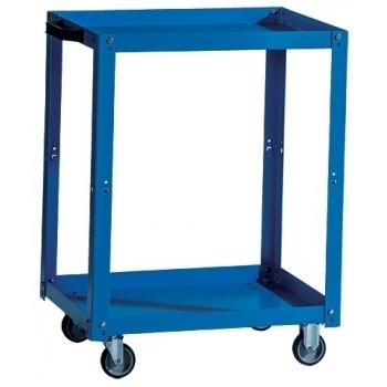 Carucior pentru atelier Handy Shelf - 2 S, capacitate portanta 150 kg
