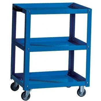 Carucior pentru atelier Handy Shelf - 3 S, capacitate portanta 150 kg