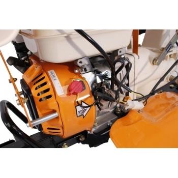 Motocultor O-Mac New 1000-S, 8 Cp, cu far, roti de cauciuc+plug+rarita+prasitoare #10