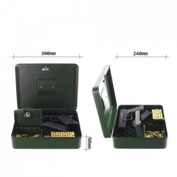 Caseta pistol GunBox #4
