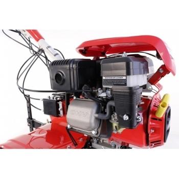 Motocultor Loncin LC1200(3+1 viteze) 8 Cp cu roti cauciuc+plug+rarita+prasitoare+roti metalice #7