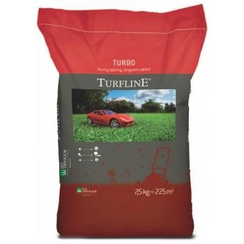 Seminte gazon pentru instalare rapida Turbo Turfline 7.5 Kg