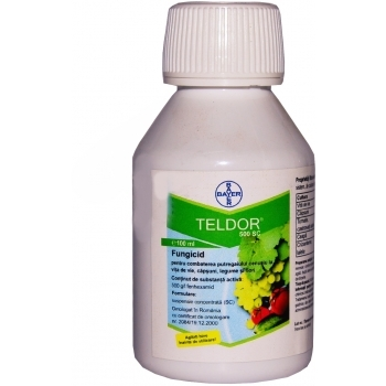 Fungicid Teldor 500 SC(100 ml) Bayer