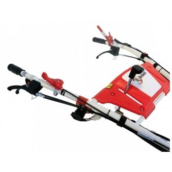 Motocultor PRO SERIES NEW 1350-S cu diferential si roti, motorina, putere 12 Cp, latime de lucru 70-150 cm, pornire automata la cheie, 2 viteze inainte + 1 inapoi #11