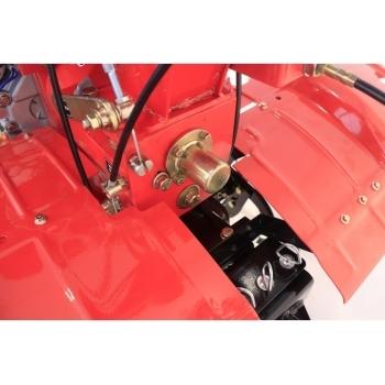 Motocultor PRO SERIES NEW 1350-S cu diferential si roti, motorina, putere 12 Cp, latime de lucru 70-150 cm, pornire automata la cheie, 2 viteze inainte + 1 inapoi #12