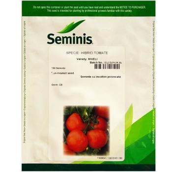 Seminte tomate hibrid Kiveli F1(100 sem) Seminis