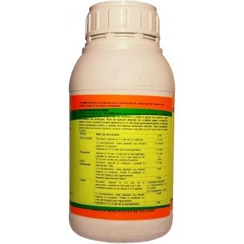 Ingrasamant lichid Bio, pentru toate culturile, cu aplicare prin fertirigare, Tecamin Raiz, 500 ml,  AgriTecno #2