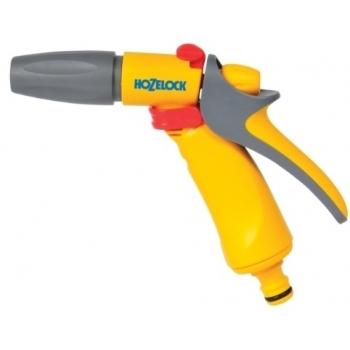 Pistol Hozelock Jet Spray  cu conector Aquastop, 3 tipuri de pulverizare