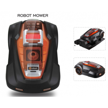 ROBOT TAIERE GAZON REDBACK RM24A(4AH) (cu acumulator si incarcator) #2