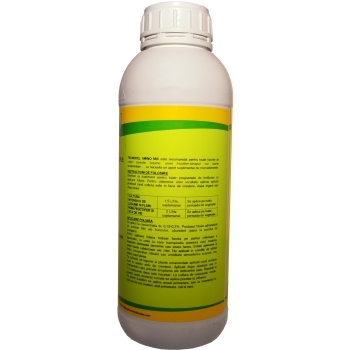 Ingrasamant lichid, cu aport de microelemente, cu aplicare foliara si fertirigare,  Tecnokel Amino Mix, 1 L,  AgriTecno #2