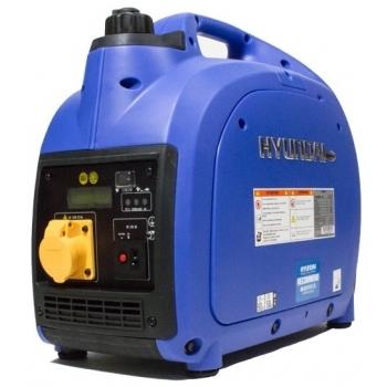 Generator de curent HYUNDAI, HY2000Si, monofazic, putere 2 kW, benzina, putere motor 3.2 Cp, tensiune 230 V, pornire manuala, digital / tip inverter #15