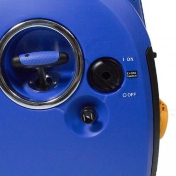 Generator de curent HYUNDAI, HY2000Si, monofazic, putere 2 kW, benzina, putere motor 3.2 Cp, tensiune 230 V, pornire manuala, digital / tip inverter #3